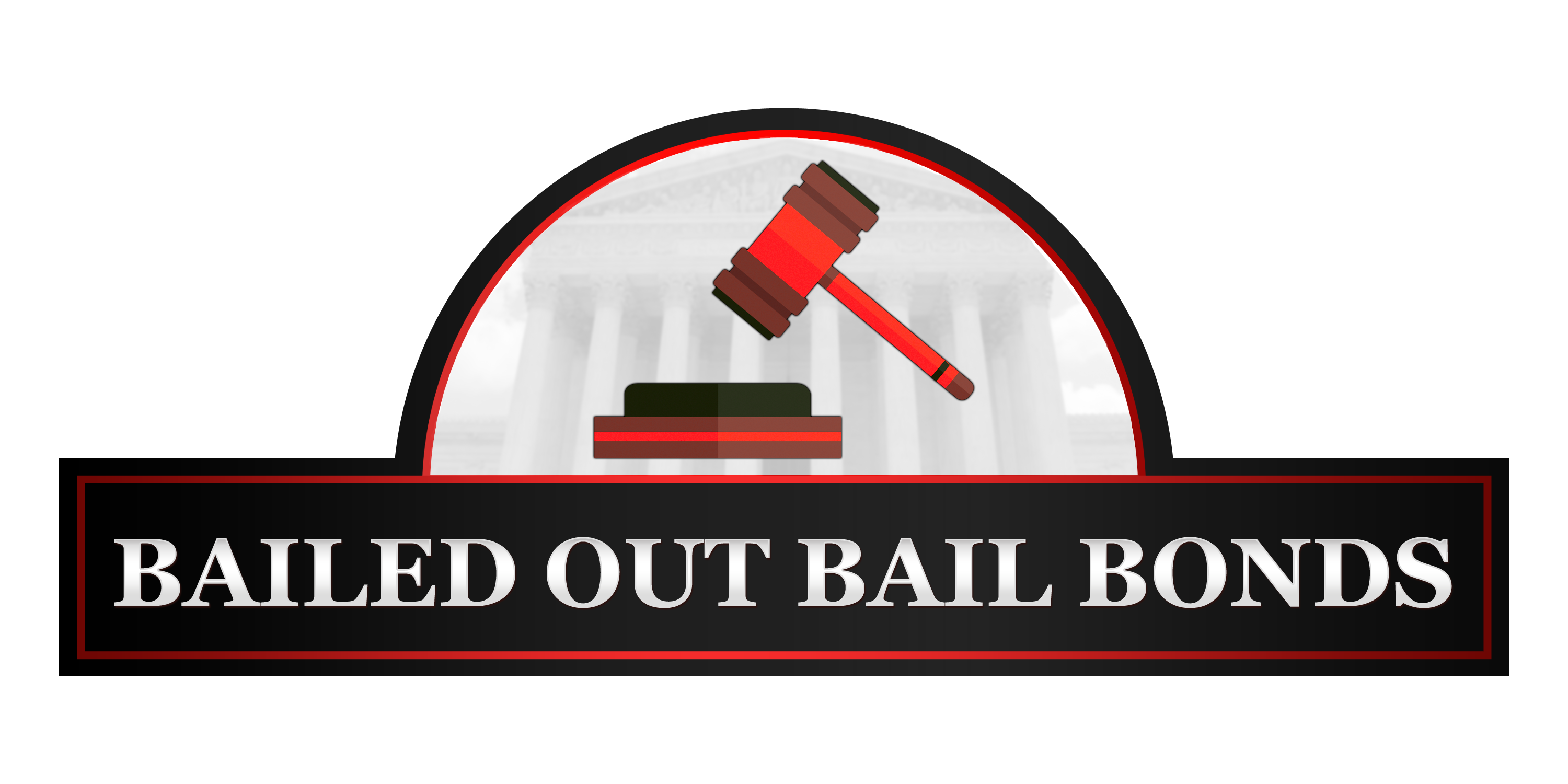 Bailed Out Bail Bonds Logo